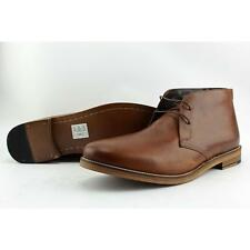 Crevo Dorville Men US 13 Brown Chukka Boot Blemish  13009