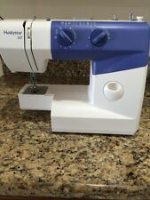HUSKYSTAR 207 Sewing Machine, (Needs Power Cord/ Foot Pedal) For Parts Or Repair