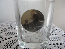 Classic Favorite TV Show Shot Glass ~ Handcrafted ~ **Gift Idea ~ Fonzie