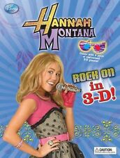 Hannah Montana - Rock On In 3d (2009) - Used - Trade Paper (Paperback)