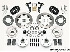 1941-1955 Cadillac Wilwood Forged Dynalite Pro Series Front Brake Kit-Fleetwood