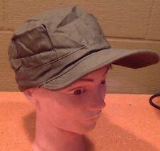 Original Vietnam Era USGI US Army HBT Cotton Utility Field Cap Hat 7 1/4