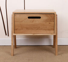 Bedside Table/Chest of Drawers Solid Oak & Phoenix 1 Drawer / 2-3Drawer Chest