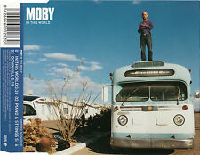 "MOBY ""IN THIS WORLD"" ULTRA RARE SPANISH CD MAXI / EVERLASTING  - EVERY28CD"