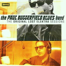 paul butterfield blues band -original lost elektra sessions  - CD