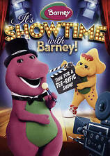 Barney: It's Showtime with Barney!, New DVDs