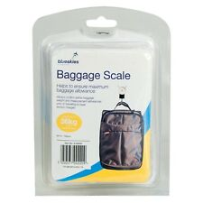 Baggage Luggage Weighing Scale 36kg Travel Suitcase Fishing with 1M Tape Measure