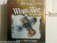 Wings of War Series II miniature Airplane WWII Dewoitine D520 Le Gloan WW25F NEW