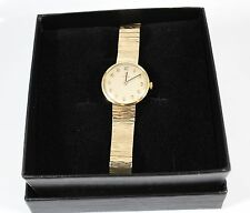 Vintage 9K Gold Omega Mechanical Hand wind  Women's Watch- Fully Serviced