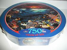 """New / Unopened Jigsaw Puzzle:  Christian Riese Lassen  """"CIRCLE OF LIFE"""""""