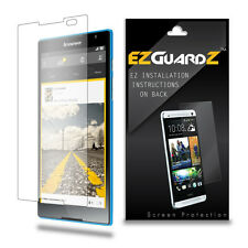 "3X EZguardz LCD Screen Protector Skin Cover HD 3X For Lenovo Tab S8 8"" Tablet"