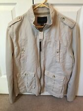 Banana Republic Xl Men's Jacket Safari