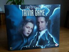 The X-Files Trivia Game on Video, First Edition: Seasons 1-3