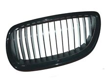 BMW e92 e93 (07-10) Kidney Grille LEFT Black OEM front radiator nose mesh