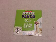 Fan-GIOCHI CD-Ice Age fan CD-artischer gioco Pass