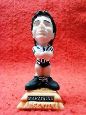 Maradona Figure collectible miniature soccer mexico 86 italia 90 napoli messi