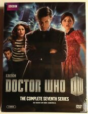 DOCTOR WHO Complete Series Seven MINT  NEW SEALED DVDS!!