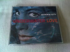 SMOKE CITY - UNDERWATER LOVE - UK CD SINGLE