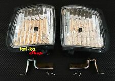 Front Corner Turn Signal Lights For 1998-2001 Isuzu Rodeo TF TFR Pickup Truck