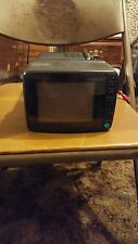 magnavox 5 inch portable color tv monitor RD0510 ac dc used