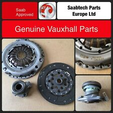 Genuine Vauxhall Vectra, Signum, Astra / Fiat Croma 3 Piece Clutch Kit 93185901