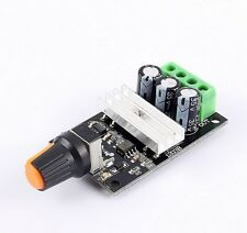 PWM DC 6V 12V 24V 28V 3A Motor Speed Regulator Control Switch for DC Motors