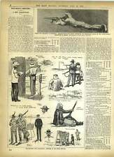 1902 22 Bull's-eyes In Succession Remarkable Record Bisley