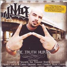 The Truth Hurts [PA] * by JMG (CD, Nov-2007, Urban Kings)