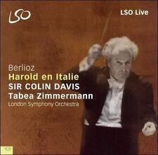 NEW Berlioz: Harold En Italie by Tabea  Viola Zimmermann CD (CD) Free P&H
