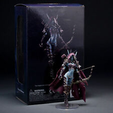 WOW WORLD WARCRAFT FALL OF THE LICH KING FORSAKEN QUEEN SYLVANAS ACTION FIGURES