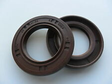 Crankshaft crankcase oils seals fits Honda GX140 GX160 GX200 or clone.Go Kart.