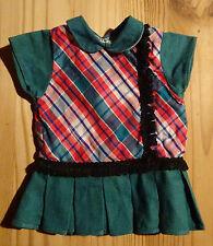 Altes Puppenkleid, Kleid für Puppe 60er Jahre