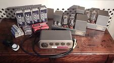 Quad II Power Amps, Quad 22 Controller & Box of spare valves - Fully Working
