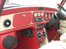 Dashboard and Centre Console package for Mini, full fitting kit, instructions