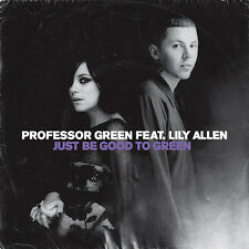 PROFESSOR GREEN / LILY ALLEN - Just Be Good To Green - CD Single - Brand New