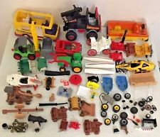 Playmobil Huge Lot Replacement Cannon Car Vehicle Boat Truck Wheel