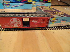 Ho toy train car Athearn Santa Fe Boxcar