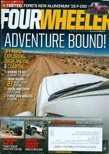 2015 Four Wheeler Magazine: Off-Road Exploring, Overlanding & Camping/Gear Guide