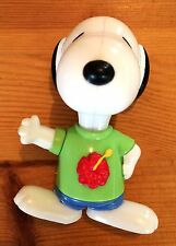 McDonalds Happy Meal Toy Figure Snoopy World Tour Malaysia 1999