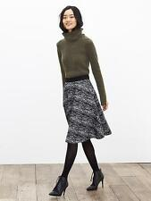 Banana Republic Textured Knit Midi Skirt, Size 14, NWT