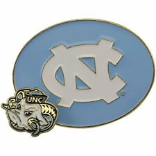 North Carolina Tar Heels 2-Tier Lapel Pin