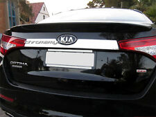 Stainless Steel Rear Trunk Lid Tailgate Protector for Kia Optima K5 2010-2014