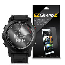 3X EZguardz LCD Screen Protector Skin HD 3X For Garmin Fenix 2 (Ultra Clear)