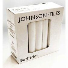 Johnsons PRG1 Cerámica Adorno de baño blanco brillo