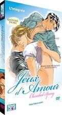 ★Jeux d'Amour (Cherished Spring) ★ Intégrale - Yaoi - DVD