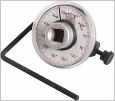 """Torque Angle Gauge 1/2"""" Additional Angle Movement After Torque Loading N008183"""
