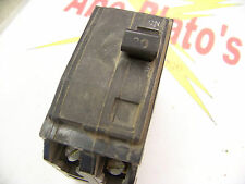 SQUARE D 2 pole 20 amp circuit breaker QO220 QO