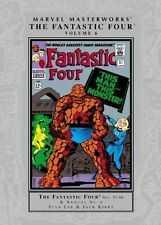 MARVEL MASTERWORKS FANTASTIC FOUR VOL 6 HC - FACTORY SEALED
