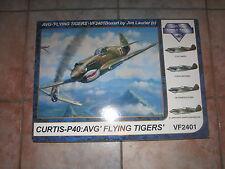 P40 WarHawk 1/24, Vintage Fighter Series  VF2401