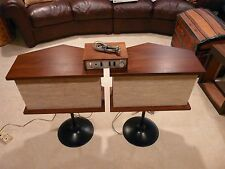 Bose 901 Original Series, Equalizer, Wires and Tulip Stands - Near Mint